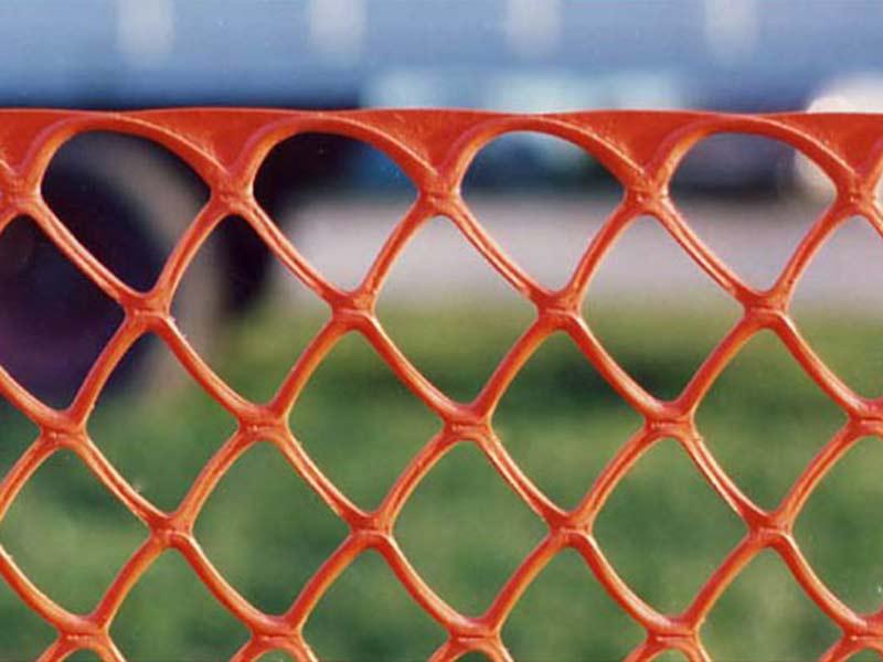 縁付菱形の安全網
